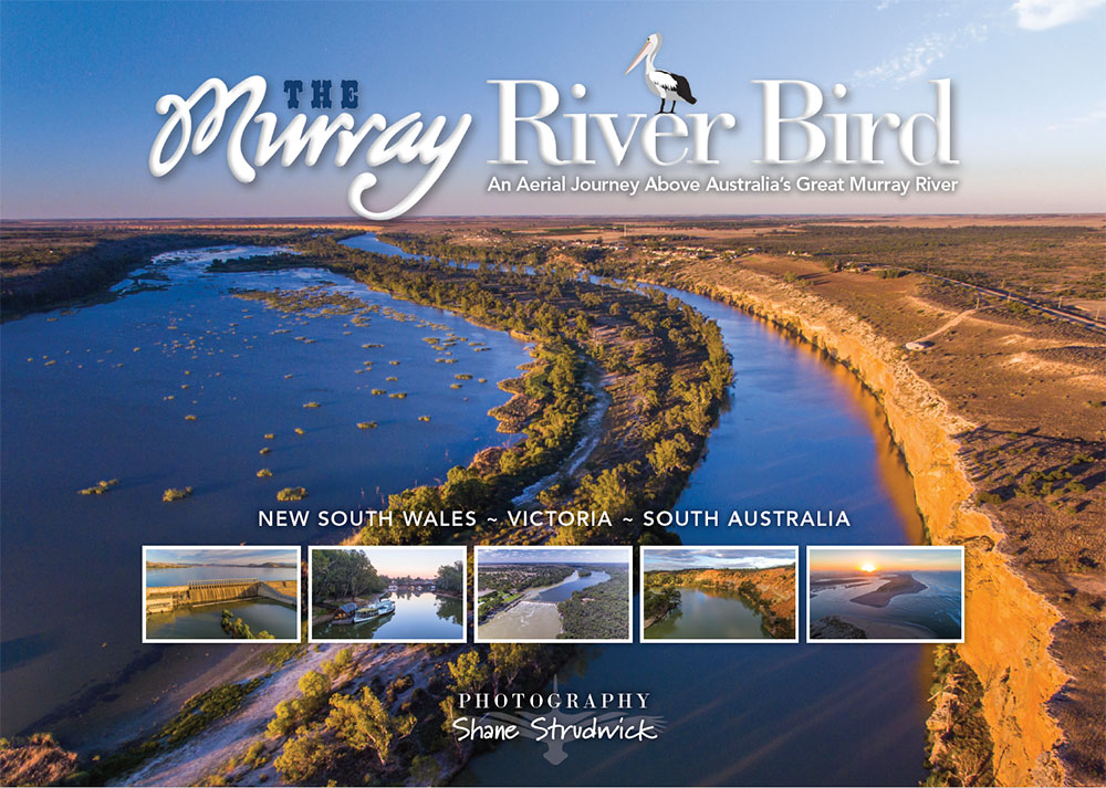 Murray River from Above Aerial book